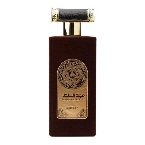 Asdaaf Majd Al Sultan Eau De Parfum, Fragrance For Men, 100ml