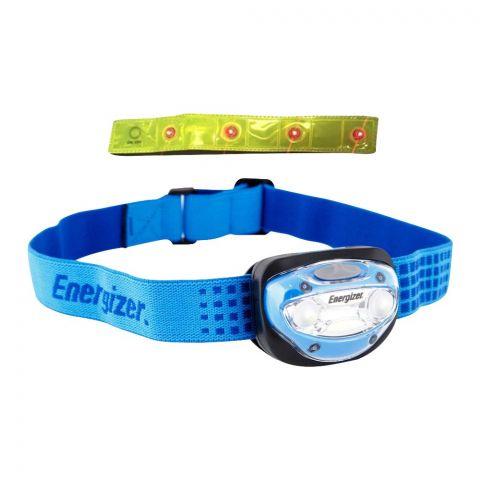 Energizer Sport Pack Headlight + LED Armband, 100 Lumens, SPGP1