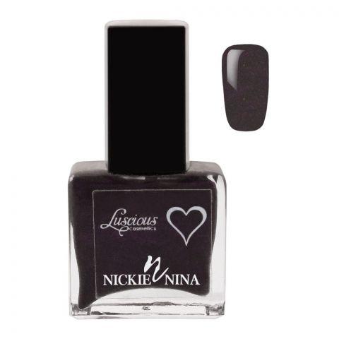 Luscious Cosmetics Nail Polish, Nickie N Nina, 14ml