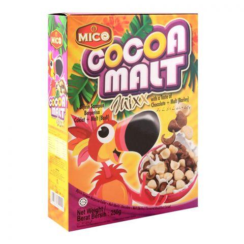 Mico Cocoa Malt Mixx Cereal, 250g