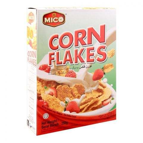 Mico Corn Flakes Cereal, 250g
