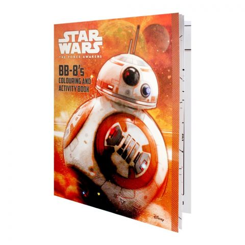 Disney Star Wars BB-8's Colouring Book