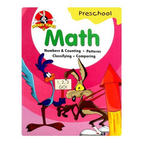 Preschool Maths Book