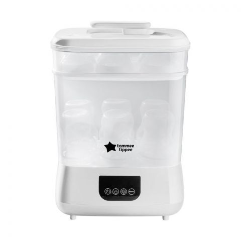 Tommee Tippee Steri-Dry Advanced Electric Sterilizer And Dryer, 423242/38