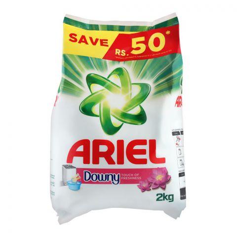 Ariel Touch Of Freshness Downy Washing Powder, 2 KG