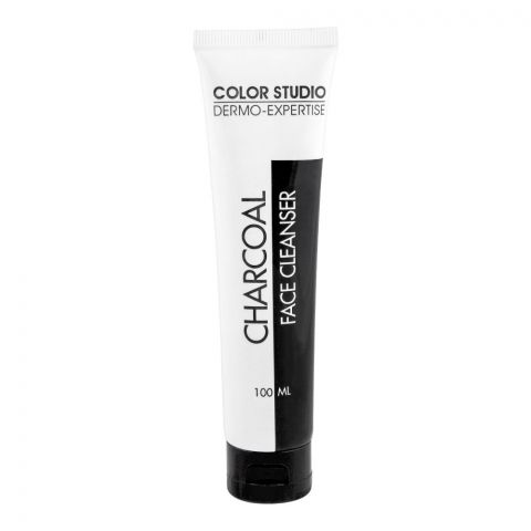 Color Studio Dermo-Expertise Charcoal Face Cleanser, 100ml