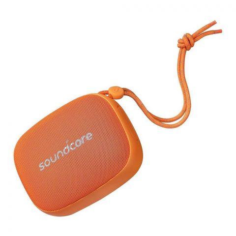 Anker SoundCore Icon Mini Portable Bluetooth Speaker, Orange, A3121HO1
