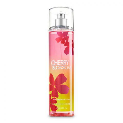 Bath & Body Works Cherry Blossom Fine Fragrance Mist, 236ml