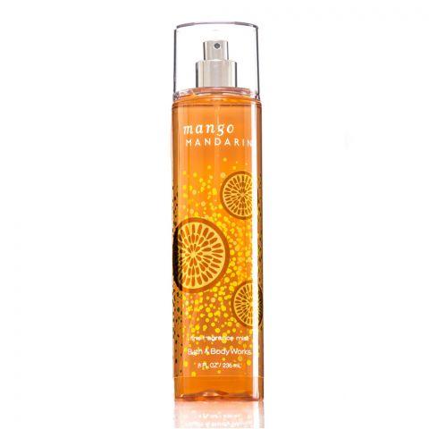 Bath & Body Works Mango Mandarin Fine Fragrance Mist, 236ml
