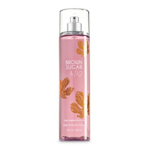 Bath & Body Works Brown Sugar & Fig Fine Fragrance Mist, 236ml