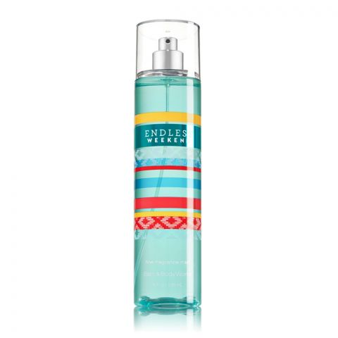 Bath & Body Works Endless Weekend Fine Fragrance Mist, 236ml