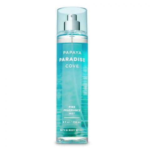 Bath & Body Works Papaya Paradise Cove Fine Fragrance Mist, 236ml