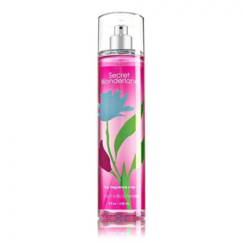 Bath & Body Works Secret Wonderland Fine Fragrance Mist, 236ml