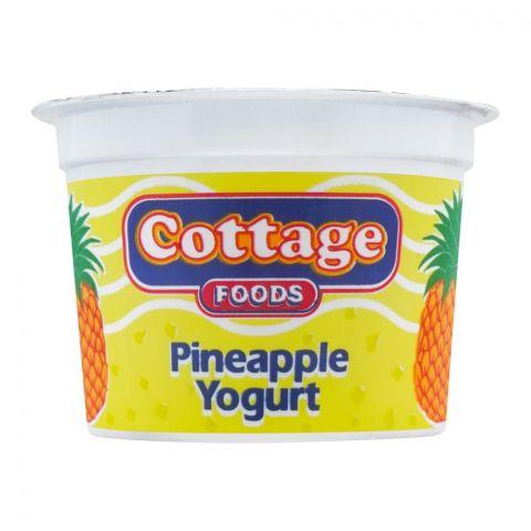 Cottage Pineapple Fruit Yogurt, 100g