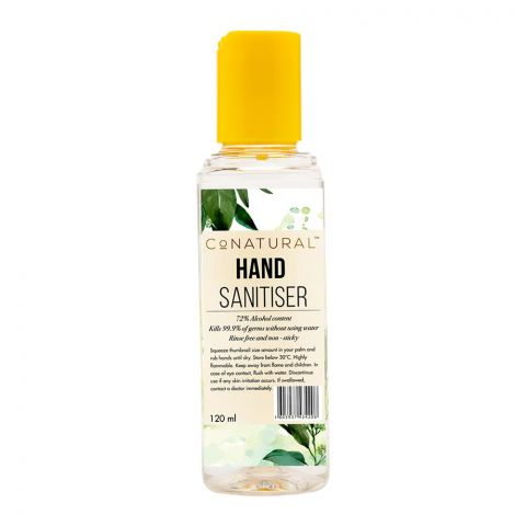 CoNatural Hand Sanitiser, 120ml