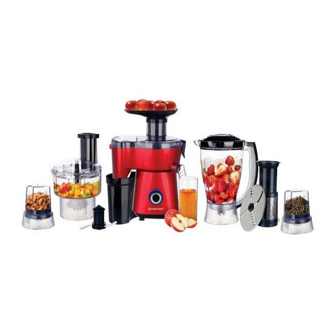 West Point Deluxe 5-In-1 Kitchen Chef Food Processor, WF-2803