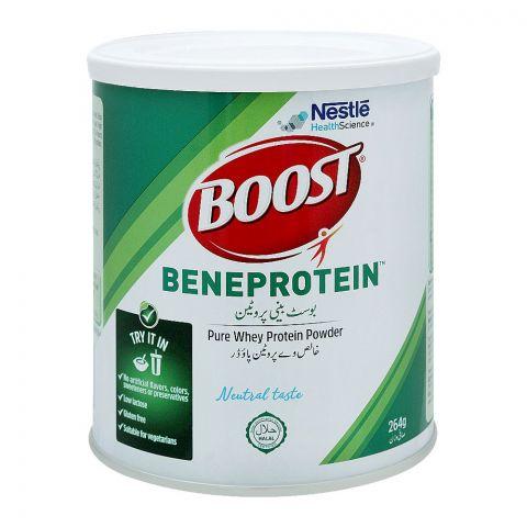 Nestle Boost Beneprotein Protein Powder, 264g