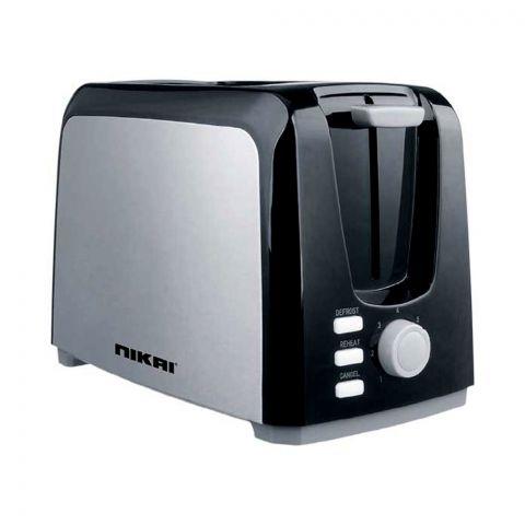 Nikai 2 Slice Toaster, 750W, NBT555S1