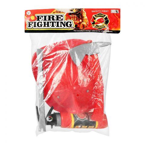Live Long Fireman Set, Poly Bag, DS604A