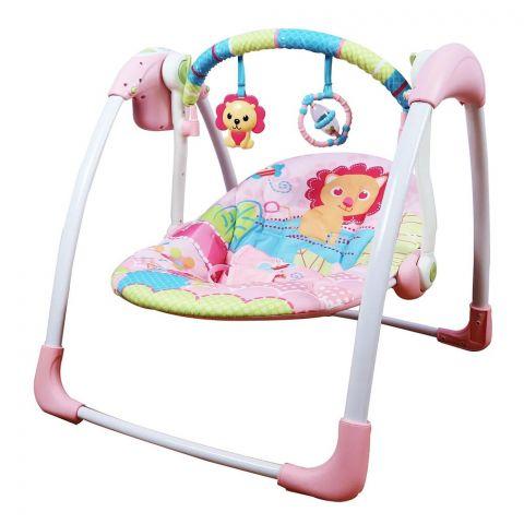 Mastela Deluxe Portable Auto Baby Swing, 6519