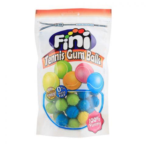 Fini Tennis Gum Balls Bubblegum, 160g