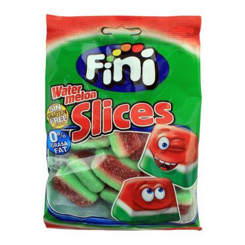 Fini Watermelon Slices Jelly, Gluten Free, 80g