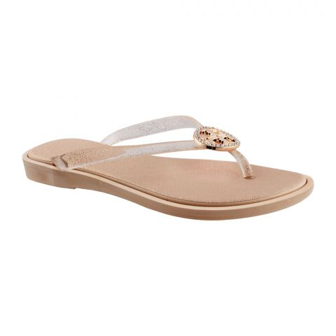 Women's Slippers A-4, Gold
