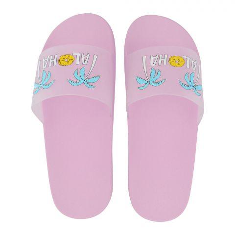 Women's Slippers, B-3, Purple
