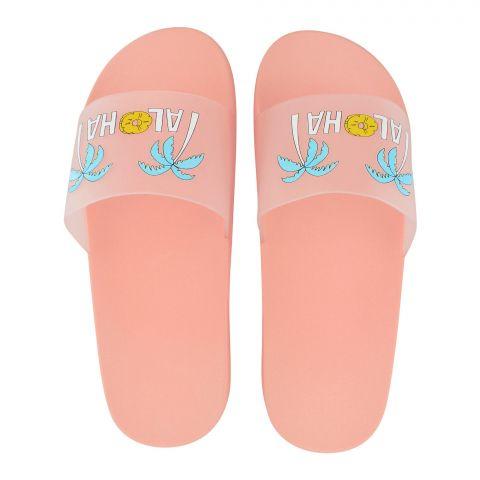 Women's Slippers, B-3, Pink