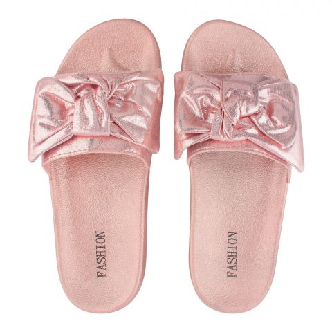 Women's Slippers, B-4, Pink