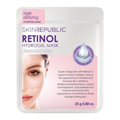 Skin Republic Retinol Hydrogel Face Mask, 25g