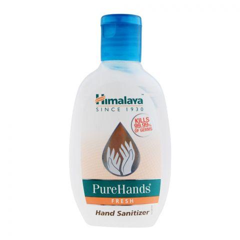 Himalaya Pure Hands Fresh Hand Sanitizer, 65ml