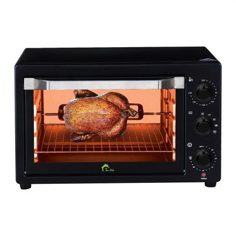 E-Lite Oven Toaster, 22 Liters, 1500W, ETO-221R