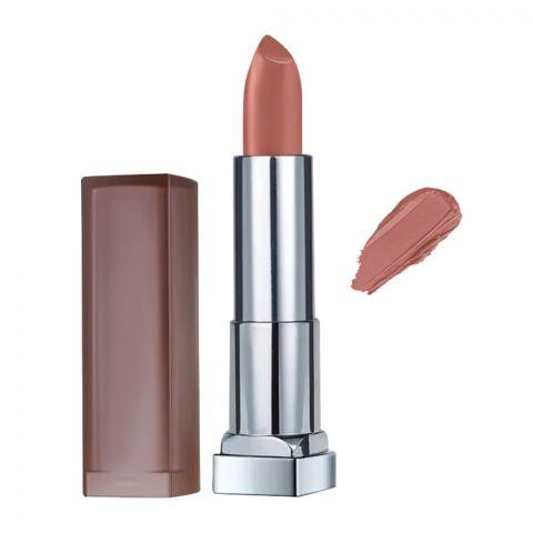 Maybelline New York Color Sensational Creamy Matte Mini Lipstick, 656 Clay Crush
