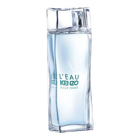 Kenzo L'Eau Pour Femme Eau De Toilette, Fragrance For Women, 100ml