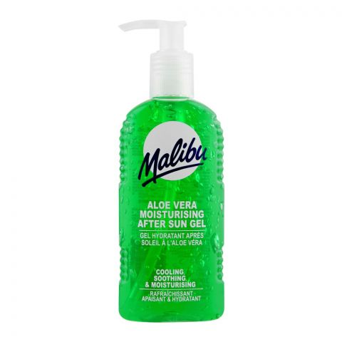 Malibu Aole Vera Moisturising After Sun Gel, 200ml