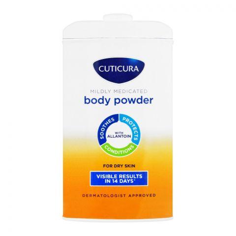 Cuticura Mildly Medicated Talcum Powder, 150g