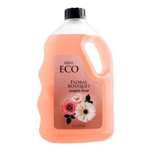 Dupas Eco Floral Bouquet Liquid Soap, 1700ml