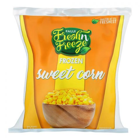 Fauji Fresh n Freeze Frozen Sweet Corn, 1 KG
