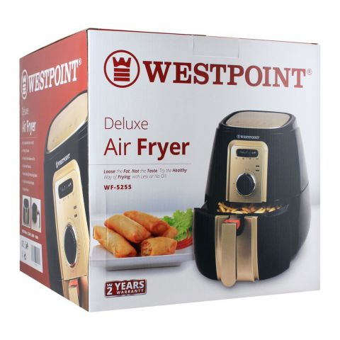 West Point Deluxe Air Fryer, WF-5255