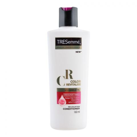 Tresemme Color Revitalise With Camelia Oil Pro Collection Conditioner, 160ml