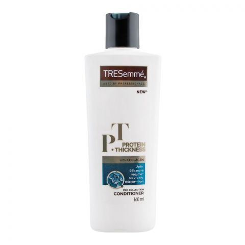 Tresemme Protein + Thickness Pro Collection Conditioner, 160ml