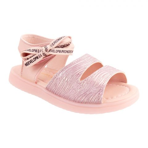 Kids Sandals, For Girls, M008, Pink