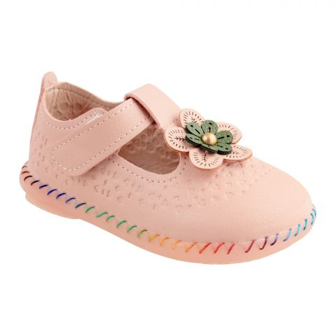 Kids Shoes, For Girls, B-2, Pink