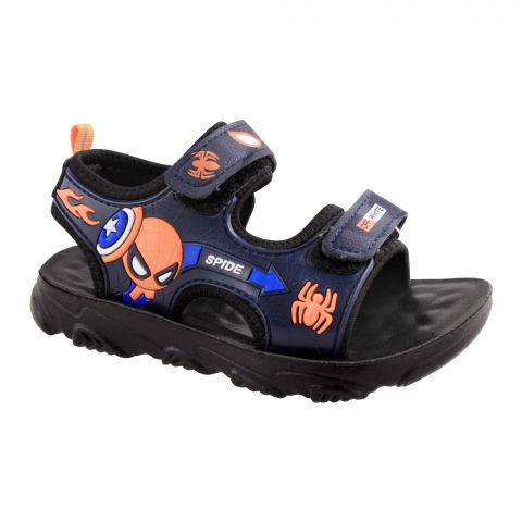 Kids Sandals, For Boys, B-10, Blue