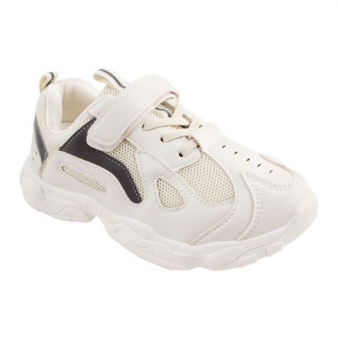Kids Shoes, For Boys, B27, Beige