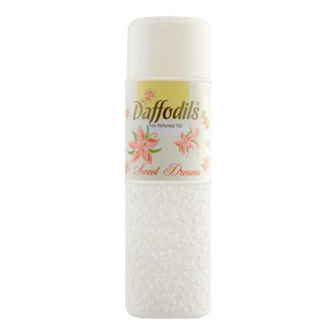 Daffodils Sweet Dream Fine Perfumed Talcum Powder, 125g