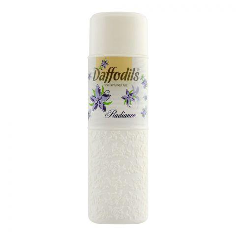 Daffodils Radiance Fine Perfumed Talcum Powder, 125g