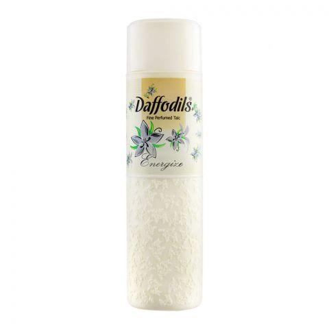 Daffodils Energize Fine Perfumed Talcum Powder, 125g