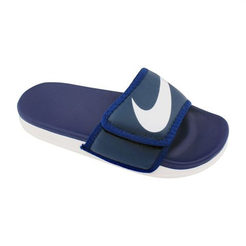 Men Slippers, C-10, Blue